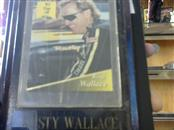 RUSTY WALLACE PLAQUE